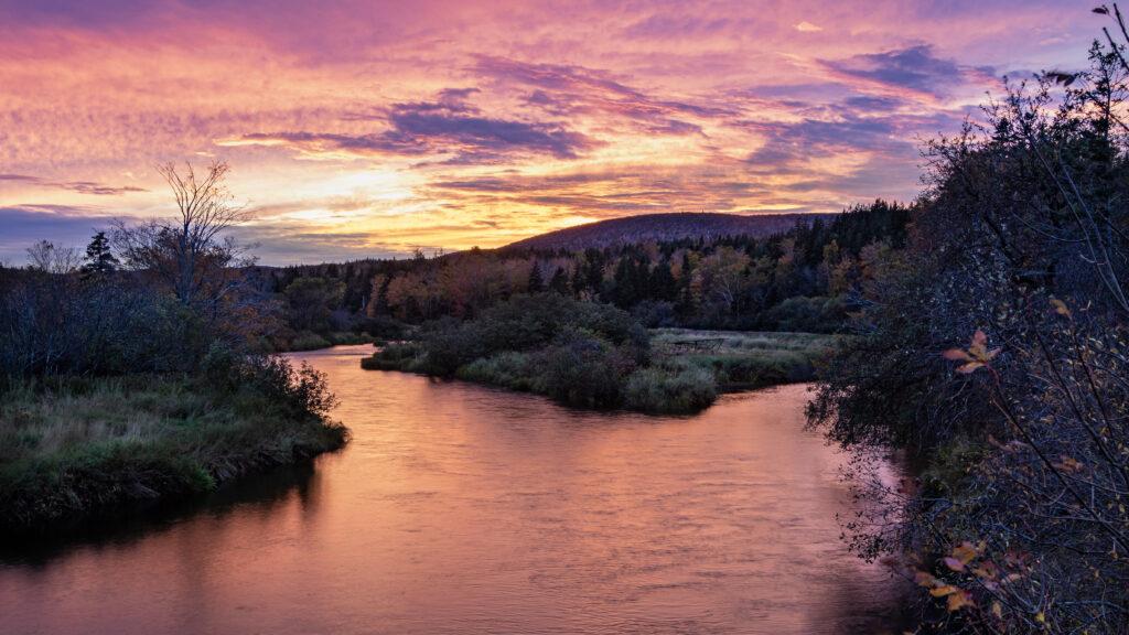Sunset - Copyright Jimmie Pederson